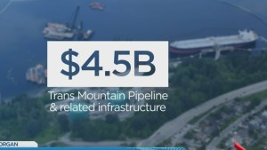 Federal government announces plan to buy Trans Mountain pipeline project