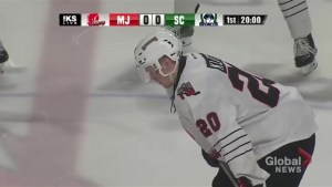 WHL highlights: Game 5, Period 1