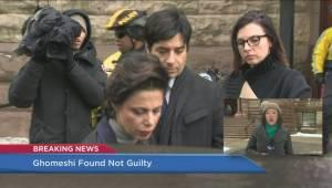 Jian Ghomeshi not guilty on all counts