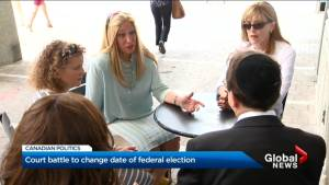 Jewish federal election candidate seeks to change date