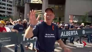 2016 Calgary Stampede kicks off with annual parade