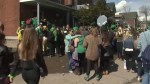 Kingston braces for St. Patrick's day street parties