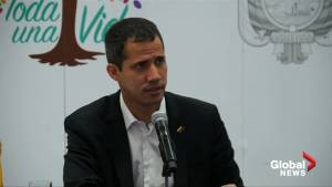 Venezuela's Juan Guaido says he will return home to lead protests