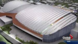 Mixed reaction to proposed Calgary arena project