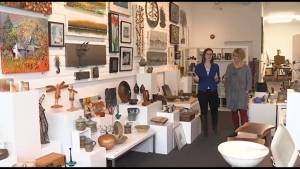 META4 Gallery a hub for local art (02:15)
