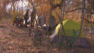 Resident of controversial Vernon homeless camp speaks out