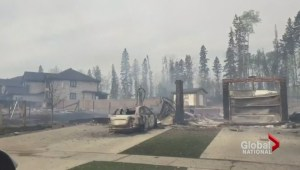 Fort McMurray residents desperate to return home