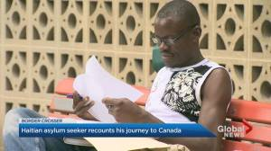 Asylum seekers search for home in Quebec
