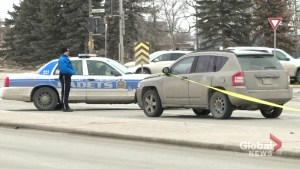 Young child and woman in critical condition after crash near Slaw Rebchuk Bridge