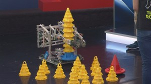Local robotics team prepares for world championships