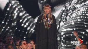 Madonna facing heat after focusing on herself during Aretha Franklin tribute