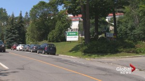 Former Montreal Shriners Hospital site for sale