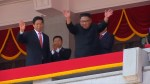 North Korea trades in missiles for parade floats as Kim Jong Un remains committed to denuclearization