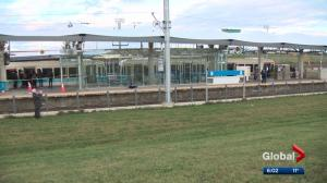 Man hospitalized after stabbing at South Campus LRT station