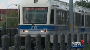 Edmonton LRT signal contractor says system along Metro Line will be running full speed by Dec. 4