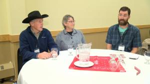 Farmers team up to put mental illness stigma out to pasture