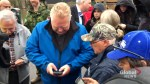 Premier Doug Ford gives out number to residents in Ottawa community impacted by floods