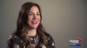 Global Edmonton Woman of Vision: Rachel Mielke
