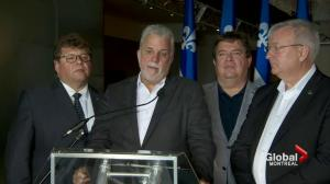 Quebec Liberal caucus wraps up