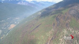 Dry weather means intense fire season for Glacier National Park