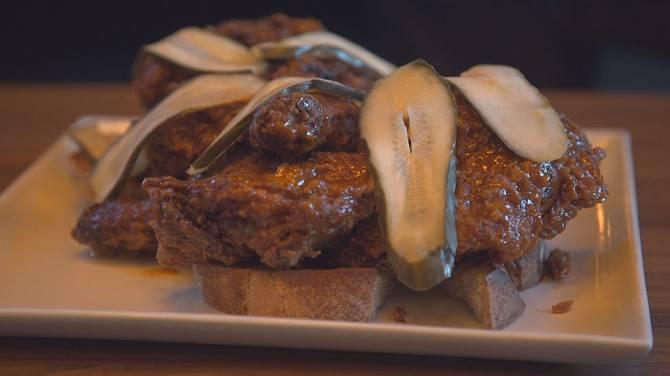 Recipe Reveal: Nashville Hot Chicken at Brazen Hall Kitchen & Brewery