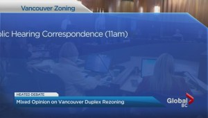 Vancouver debates changing zoning laws to allow more duplexes