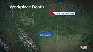 Workplace death at Suncor's Fort Hills oilsands site