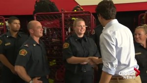 Prime Minister greeted like a rock star during Okanagan visit