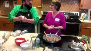 Food Bank cooking class teaches clients how to get creative with donations