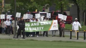 Frustrated Surrey residents say enough is enough