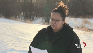 Leduc family receives racist letter