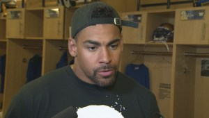 RAW: Blue Bombers Andrew Harris – Aug. 31