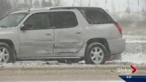Calgary winter driving season begins
