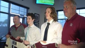Peterborough Petes lock up two 2019 draft picks