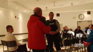 Confusion over messaging at RCMP Bigger town hall meeting