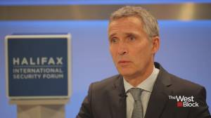 Increased defence spending welcomed but would like more: Stoltenberg