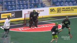 Saskatchewan Rush looking forward to hosting decisive NLL Finals game
