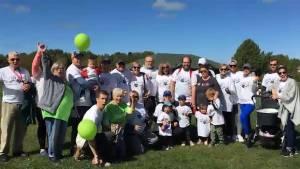 Down Syndrome Awareness Fun Walk in Lakefield