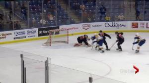 Saskatoon Blades lose 5-3 to Moose Jaw Warriors