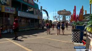 Will K-Days be forced to find a new home?