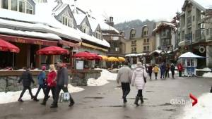 Dropping dollar fuels Whistler economy