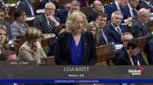 Conservative MP accuse Liberals of leaking motion from in-camera