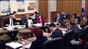 QESBA at Bill 86 hearings