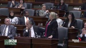 Horwath: Oshawa residents don't want an adjustment program, they want to keep their jobs