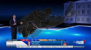 Nova Scotia election: Setting the stage for tonight's election (01:35)