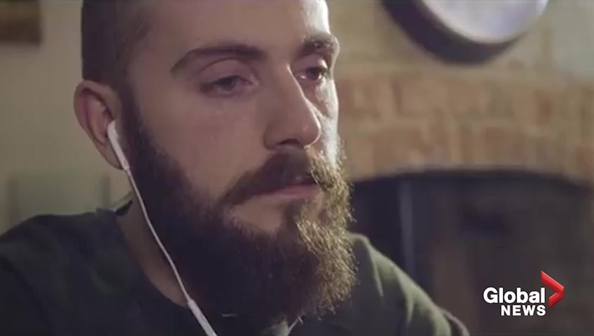 Watch this handsome tear-jerker Christmas advert made for just £50