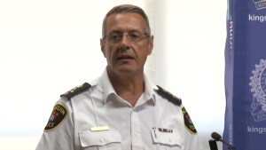Kingston police chief is on the way out with no replacement named