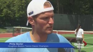 Bester beats good friend Polansky to claim 2016 Houghton Boston tennis title