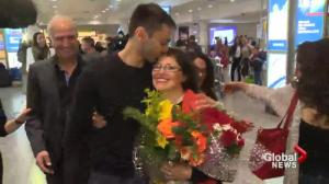 Homa Hoodfar returns to Canada after 112 days in Iranian prison