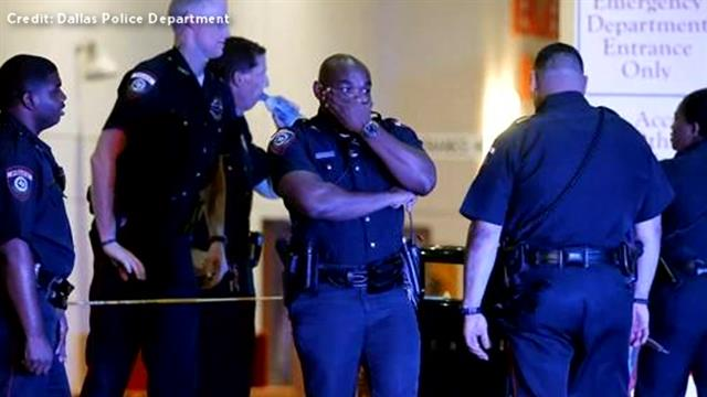 Suspect in Dallas police shooting that killed 5 cops 'wanted
